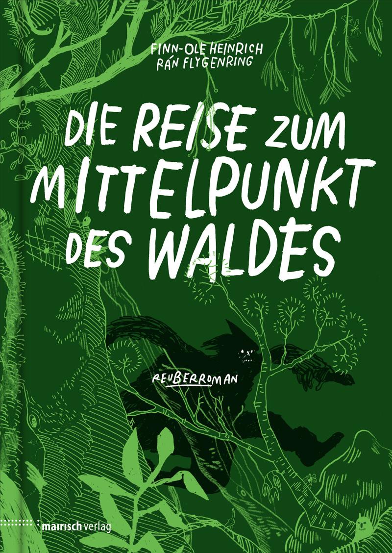 Cover Die Reise zum Mittelpunkt des Waldes