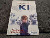 Coverbild des Romans K.I. Freundschaft vorprogrammiert