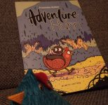 Coverbild des Comics Adventure Huhn