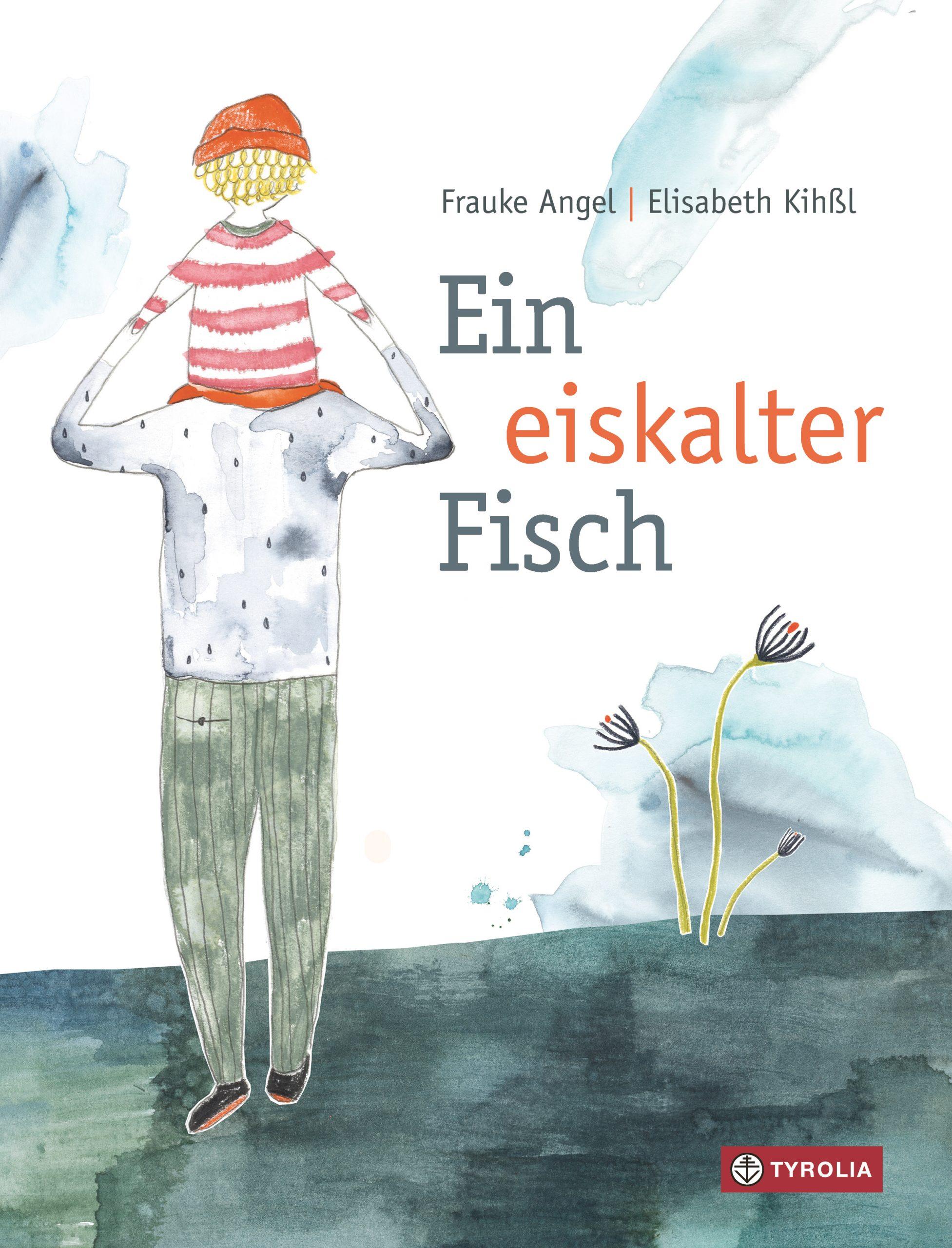 """Das Cover des Romans """"Eiskalter Fisch"""""""